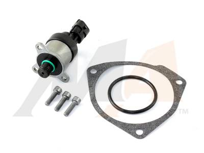 Fuel System - OEM Fuel System - Merchant Automotive - 01-04 LB7 Duramax Fuel Pressure Regulator Kit