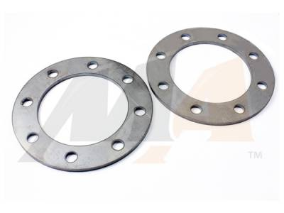 07.5-10 LMM Duramax - Miscellaneous - Merchant Automotive - 01-10 Duramax 1/4in Wheel Spacers Steel 8x6.5