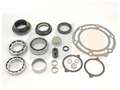 Transfer Case - 263XHD (Push Button) - Merchant Automotive - Deluxe Bearing and Seal Kit, 263HD Transfer Case