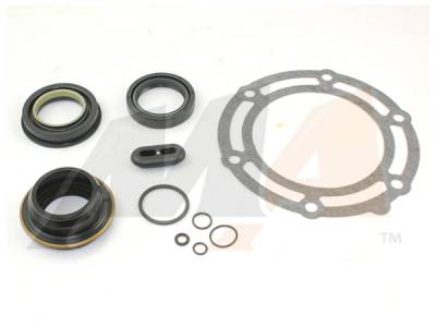 Transfer Case - 263XHD (Push Button) - Merchant Automotive - Deluxe Seal Kit, 263HD Transfer Case
