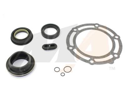 Transfer Case - 263XHD (Push Button) - Merchant Automotive - Deluxe Seal Kit, 263XHD Transfer Case