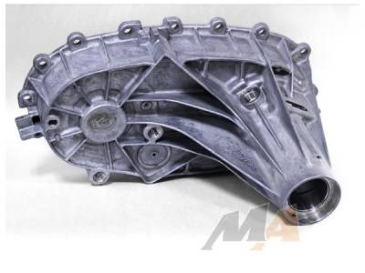 Transfer Case - 263XHD (Push Button) - Merchant Automotive - 01-07 Duramax 263XHD/261XHD Rear Transfer Case Housing