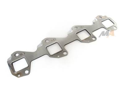 Merchant Automotive - 01+ Duramax EXHAUST MANIFOLD TO HEAD Gasket Set