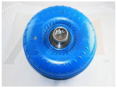 Transmission - Torque Converters - Merchant Automotive - Allison Single Disk Torque Converter With Billet cover