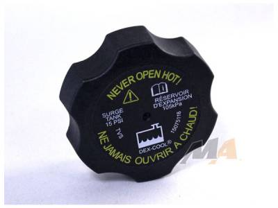 04.5-05 LLY Duramax - Cooling System - AC Delco - 01-10 Duramax Surge Tank/Radiator Overflow Cap
