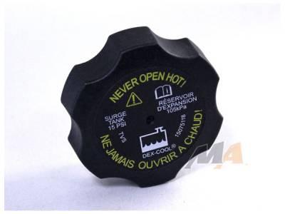 11-16 LML Duramax - Cooling System - AC Delco - 01-10 Duramax Surge Tank/Radiator Overflow Cap