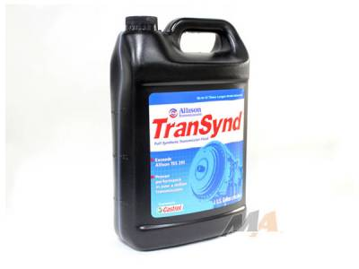 06-07 LBZ Duramax - Oil, Fluids, Additives, Grease, and Sealants - Merchant Automotive - Allison Transynd Synthetic Transmission Fluid (1 Gal)