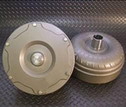 Transmission - Torque Converters - Suncoast - Suncoast 1074-3D Converter 01+ Duramax, 2400 Stall