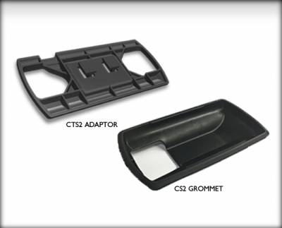 01-04 LB7 Duramax - Tuners and Programmers - Edge - Edge Products CTS/CTS2 POD ADAPTER KIT WITH CS/CS2 GROMMET (Universal)