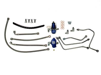 River City Diesel - RCD 03-07 6.0 Powerstroke Regulated Return Fuel System