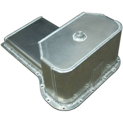 Engine - Components - River City Diesel - RCD 6.0/6.4 Powerstroke Aftermarket Aluminum Oil Pan