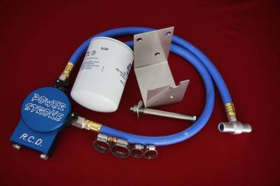 River City Diesel - RCD 03-07 6.0L Coolant Filter Kit
