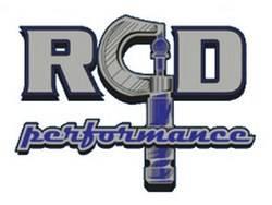 08-10 6.4 Powerstroke - Filters - River City Diesel - RCD 6.4 Billet Aluminum Upper Fuel Filter Cap