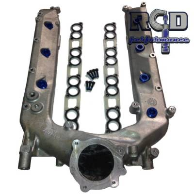 08-10 6.4 Powerstroke - Air Intake - River City Diesel - RCD 08-10 6.4 Ported Intake Manifold