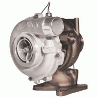 Turbo Kits, Turbos, Wheels, and Misc - Drop in Replacement Turbos - River City Diesel - RCD 01-04 LB7 Duramax Stock Appearing Turbo, 66mm Compressor/74mm Turbine