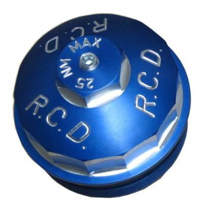 03-07 6.0 Powerstroke - Filters - River City Diesel - RCD 6.0L Filter Cap Kit