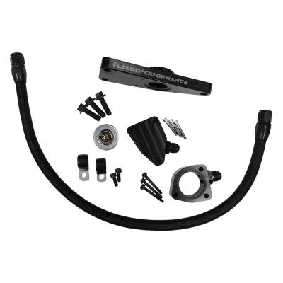 07.5-16 Common Rail 6.7 - Cooling System - Fleece - Fleece Cummins Coolant Bypass Kit
