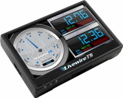 04.5-05 LLY Duramax - Tuners and Programmers - SCT - SCT LIVEWIRE TS 1999-2014 GM Diesel