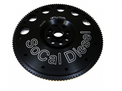 Socal Diesel - Socal 11-15 LML Duramax Externally Balanced Billet Flex Plate