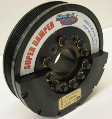 Engine - Components - Socal Diesel - Socal 06-10 Duramax Super Damper