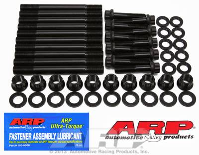Engine - Bolts, Studs, and Fasteners - Socal Diesel - Socal Duramax Extended Main Stud Kit For use w/Socal Girdle