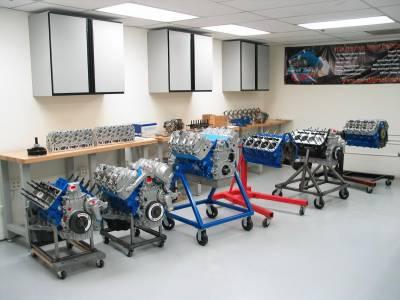Socal 01-04 LB7 Stage 1 Assembled Engine