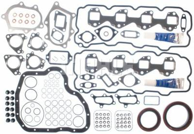Mahle OEM - Mahle 01-04 LB7 6.6L Duramax Full Engine Gasket Kit