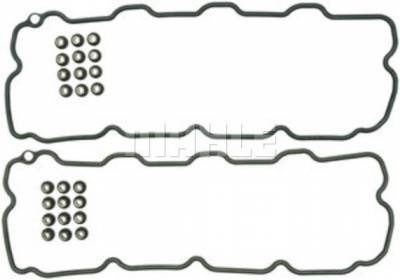 Engine - Engine Gaskets and Seals - Mahle OEM - Mahle 01-04 LB7 6.6L Duramax Lower Valve Cover Gasket Set