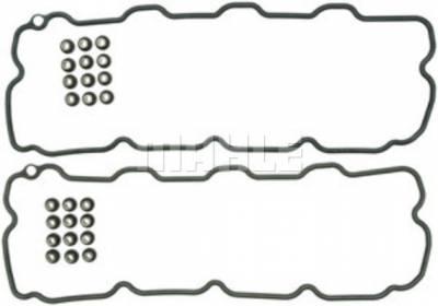 Mahle OEM - Mahle 01-04 LB7 6.6L Duramax Lower Valve Cover Gasket Set