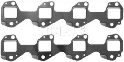 Engine - Engine Gaskets and Seals - Mahle OEM - Mahle 01+ 6.6L Duramax Exhaust Manifold Gasket Set