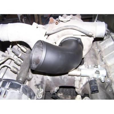 ProFab - ProFab 01-04 LB7 Duramax ProFlow Turbo Air Horn