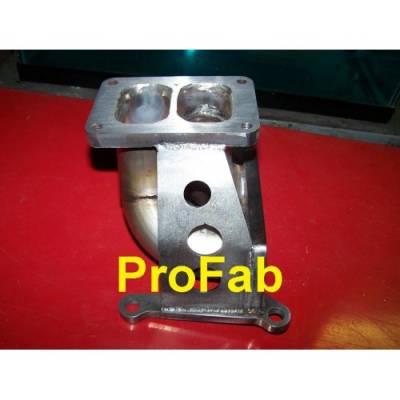 ProFab - ProFab 01+ Duramax T-6 Turbo Pedestal