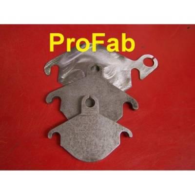 ProFab - ProFab 04.5-05 LLY Duramax EGR Up-Pipe Riser Cap