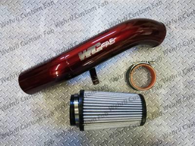 "04.5-05 LLY Duramax - Air Intake - WCFab - WCFab 04.5-05 LLY Duramax 4"" Intake Kit"