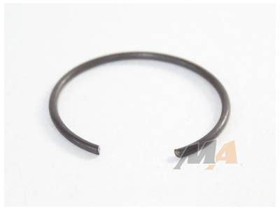 "Axle and Differential - 9.25"" Front Axle - Merchant Automotive - 01-12 Duramax Front Differential Stub Shaft Snap Ring"