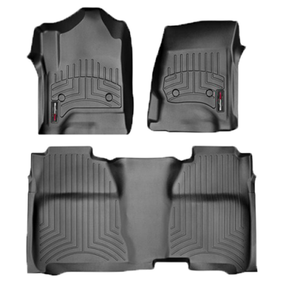 Chevy - 07.5-10 LMM Duramax - Interior Accessories