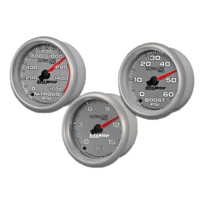 11-16 6.7 Powerstroke - Instrument Clusters/Gauges - Gauges