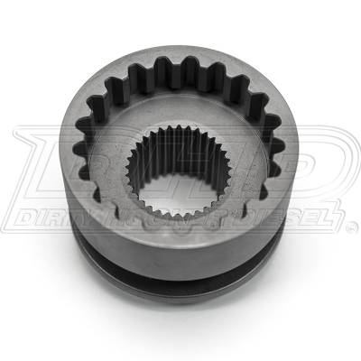"""Axle and Differential - 9.25"""" Front Axle - DHD Diesel - DHD 01-12 Duramax Billet Front Differential 4wd Sleeve Disconnect"""