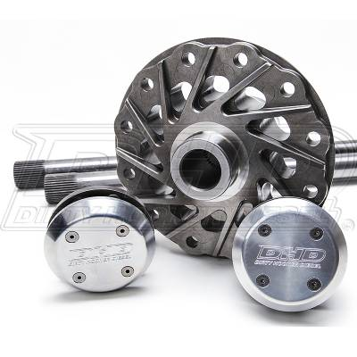 DHD Diesel - DHD 300M Rifle Dodge SRW 38 Spline Axle and Spool Kit