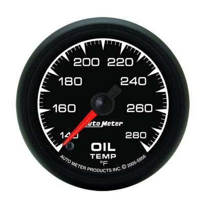 """Auto Meter - AutoMeter ES Digital 2-1/16"""" 140-280°F Oil Temperature"""