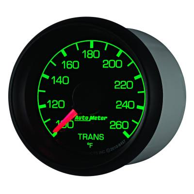 """Auto Meter - AutoMeter Ford Factory Match Digital 2-1/16"""" 100-260°F Transmission Temperature - Image 2"""
