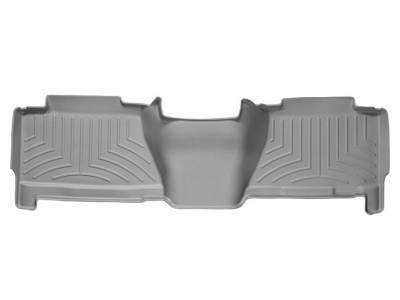 Interior Accessories - Accessories - WeatherTech - WeatherTech 2004-2007 Chevrolet/GMC Crew Cab Floor Liner 2nd Row-Grey