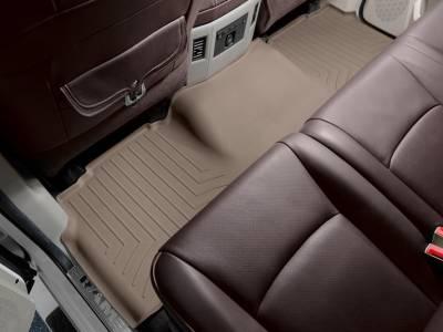 Interior Accessories - Accessories - WeatherTech - WeatherTech 2010-2017 Dodge Ram Mega Cab Floor Liner 2nd Row-Tan