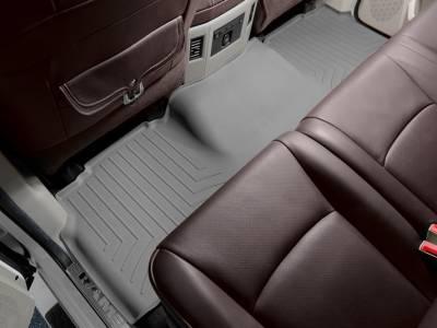 Interior Accessories - Accessories - WeatherTech - WeatherTech 2010-2017 Dodge Ram Mega Cab Floor Liner 2nd Row-Grey