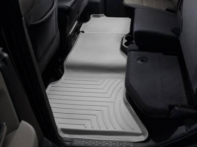 Interior Accessories - Accessories - WeatherTech - WeatherTech 2009-2017 Dodge Ram Crew Cab Floor Liner 2nd Row-Grey