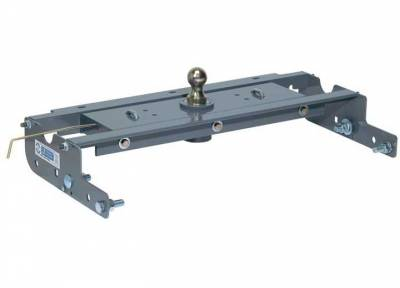 B&W Trailer Hitches - B&W 01-07 Duramax Turnoverball Gooseneck Hitch (3500HD)