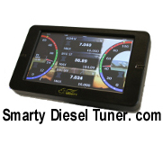 07.5-16 Common Rail 6.7 - Tuners and Programmers - Smarty - Smarty Touch Programmer and Display 1998.5-2012 6.7L and 5.9L Cummins