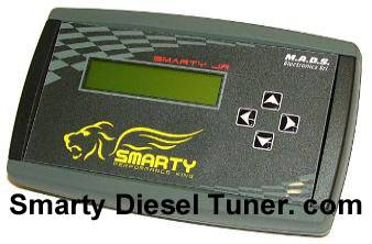 Smarty - Smarty Junior Diesel Tuner 2003-2007 5.9L Dodge Cummins 100 HP / Up to 3 MPG
