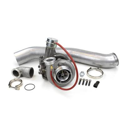Industrial Injection  - Industrial Injection 2003-2004 Boxer 58 Common Rail Turbo Kit