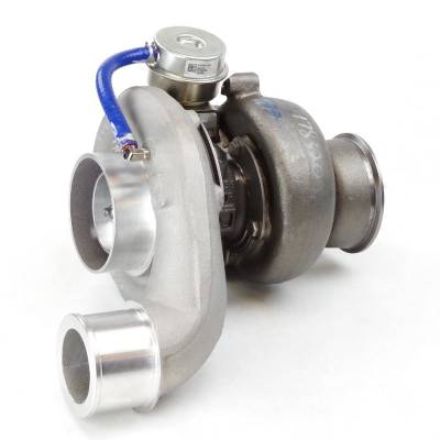 Industrial Injection  - Industrial Injection 2003-2004 Dodge Viper 63 Phatshaft Turbo 350-650HP